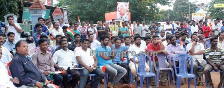 Tiranga Yatre - Bike Rally in Kundapura (20)