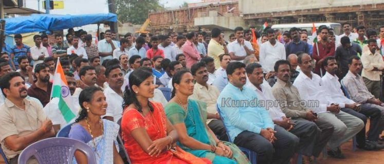 Tiranga Yatre - Bike Rally in Kundapura (21)