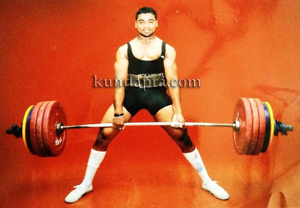 ಕುಂದಾಪುರ: ಭರವಸೆಯ ಪವರ್ ಲಿಫ್ಟರ್ ಆನಗಳ್ಳಿಯ ಜಾಕ್ಸನ್ ಡಿಸೋಜಾ