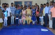 ಭಾರತೀಯ ಆಟೋರಿಕ್ಷಾ ಮಜ್ದೂರ್ ಸಂಘ: ವಿದ್ಯಾರ್ಥಿ ವೇತನ ವಿತರಣೆ