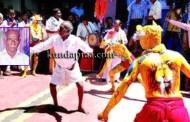 ಕುಂದಾಪುರ: ಹುಲಿ ನಾಗೇಶ್ ಖ್ಯಾತಿಯ ನಾಗೇಶ ಕುಂದರ್ ಇನ್ನಿಲ್ಲ