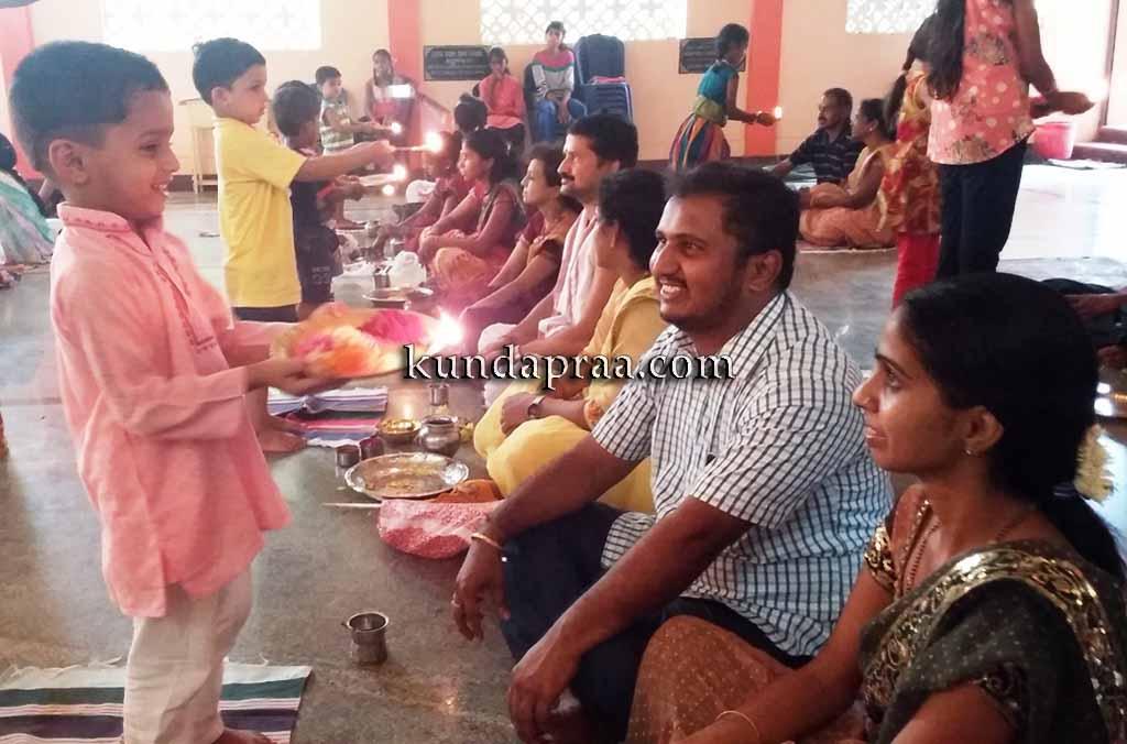 ಗಂಗೊಳ್ಳಿ: ಮಾತೃ ವಂದನ ಕಾರ್ಯಕ್ರಮ