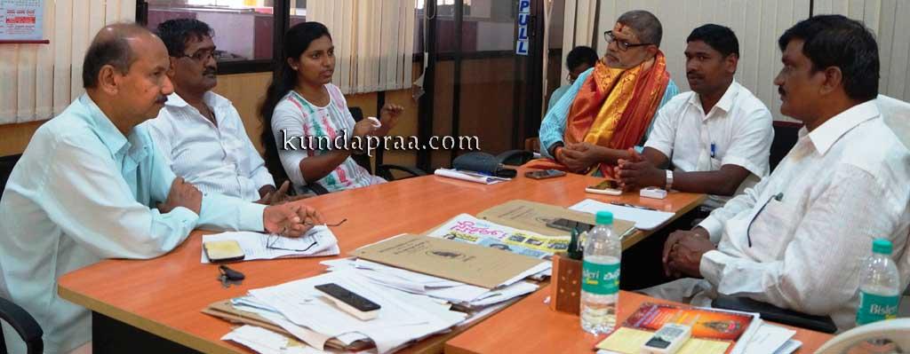 ಕೊಲ್ಲೂರು: ನಿಫಾ ವೈರಸ್ ಕುರಿತು ಮುಂಜಾಗ್ರತಾ ಸಭೆ