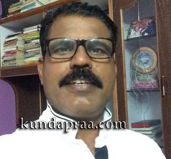 ಜಿಲ್ಲಾ ಉಸ್ತುವಾರಿ ಸಚಿವರ ಆಪ್ತ ಕಾರ್ಯದರ್ಶಿಯಾಗಿ ಡಾ. ಉದಯ ಕುಮಾರ್ ಶೆಟ್ಟಿ