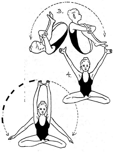 Série d'exercices du réveil 3