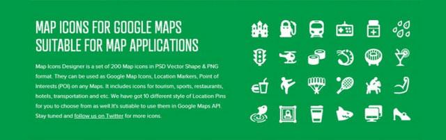 maps-icons