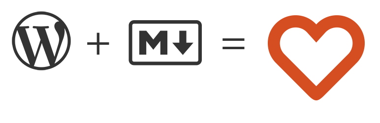wordpress plugin markdown on save improved