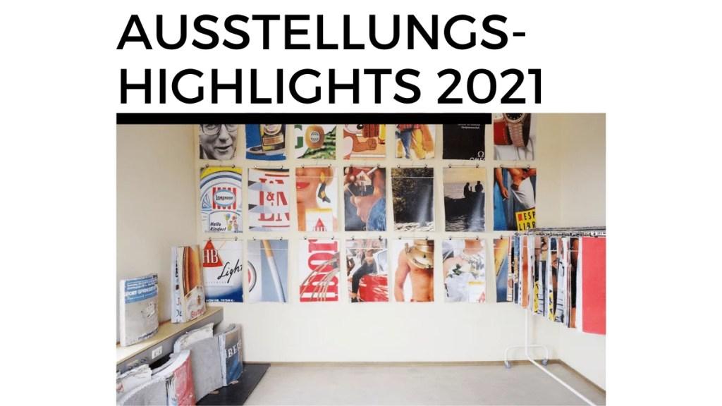 Ausstellungshighlights 2021