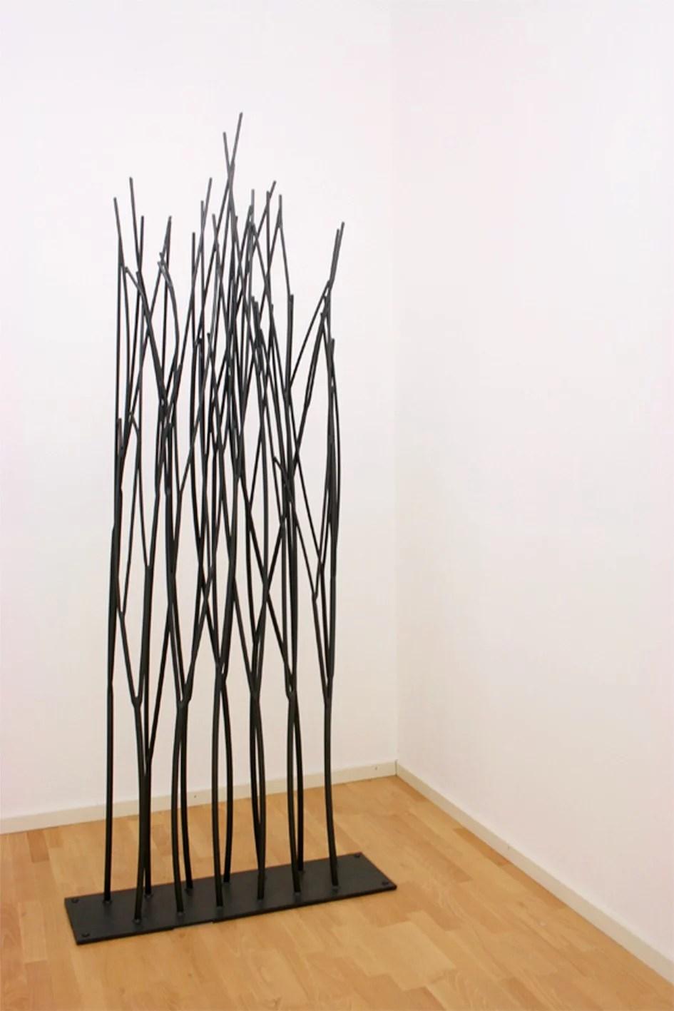 Manuela Tirler, Waldstück LIX, 2016. Foto: Galerie Ruppert.