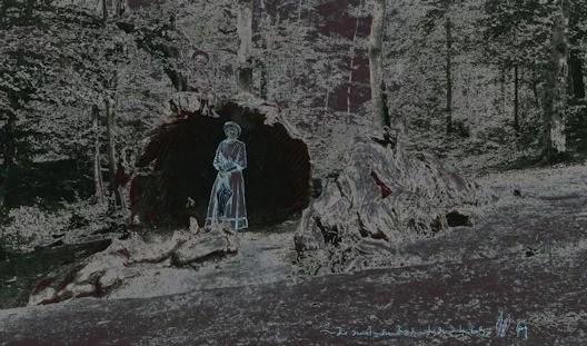 """CHC Geiselhart. Aus der Serie """"NEHRENIANA"""", historische Fotografie mit digitaler Bearbeitung, 2016. Foto: CHC Geiselhart."""