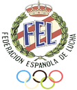 Logo Federación Española de Lucha