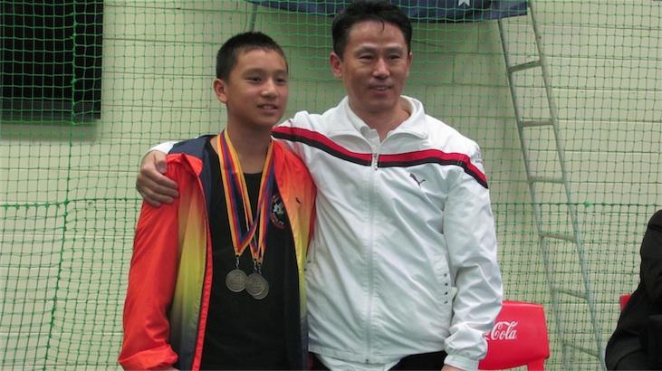 Jesse at Victorian Wu Shu and Kung Fu Championship 2013