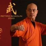 Retiro Shaolin 2020 con Shi Yan Ming, Octubre 16