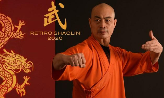 Retiro Shaolin 2020 con Shi Yan Ming