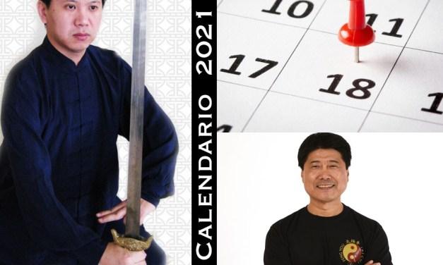 Calendario de Eventos y Seminarios 2021