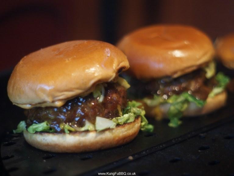 Bulgogi Burger