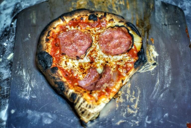 Uuni 3 Pizza