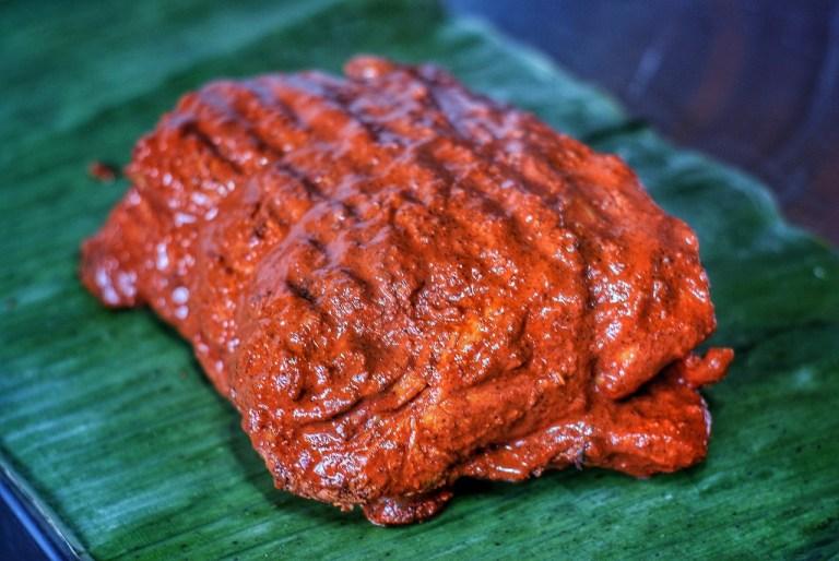Cochinta Pork Pibil