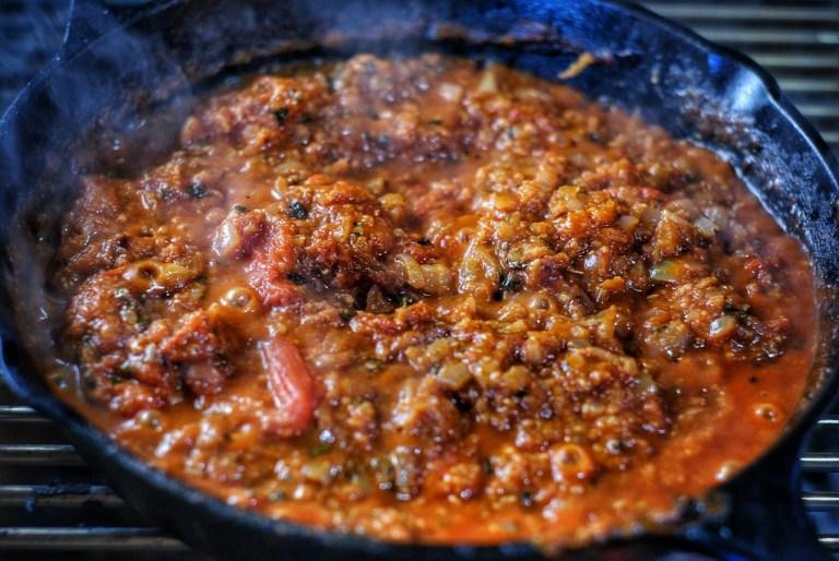 Cauliflower Mussalam