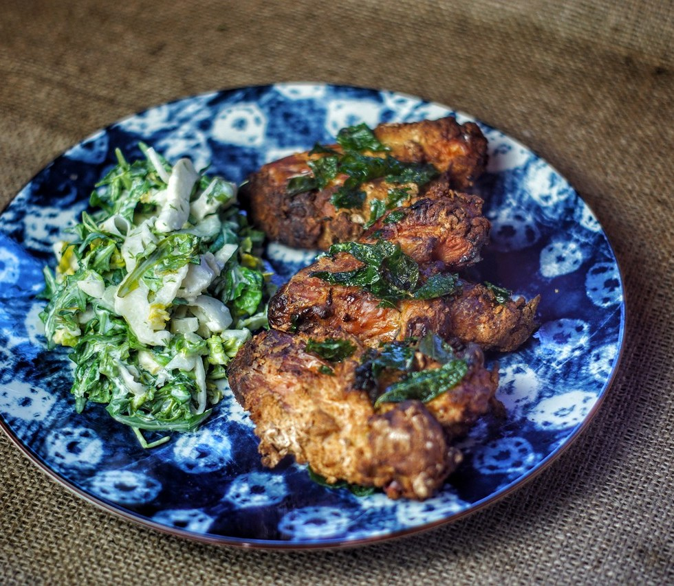 Kerala Fried Chicken