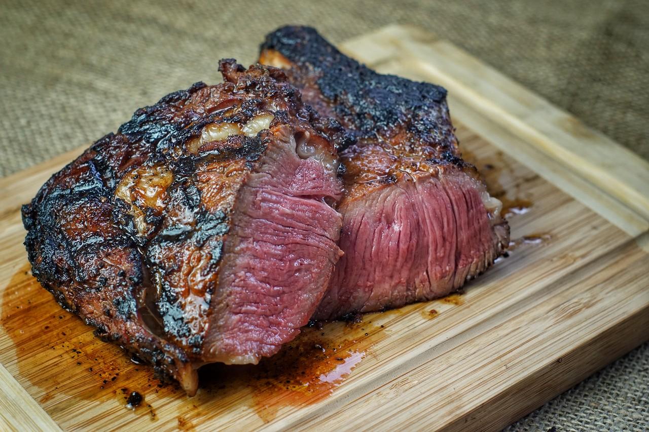 Bone in Rib Eye Steaks