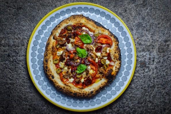 Ooni Pro - Greek Pizza