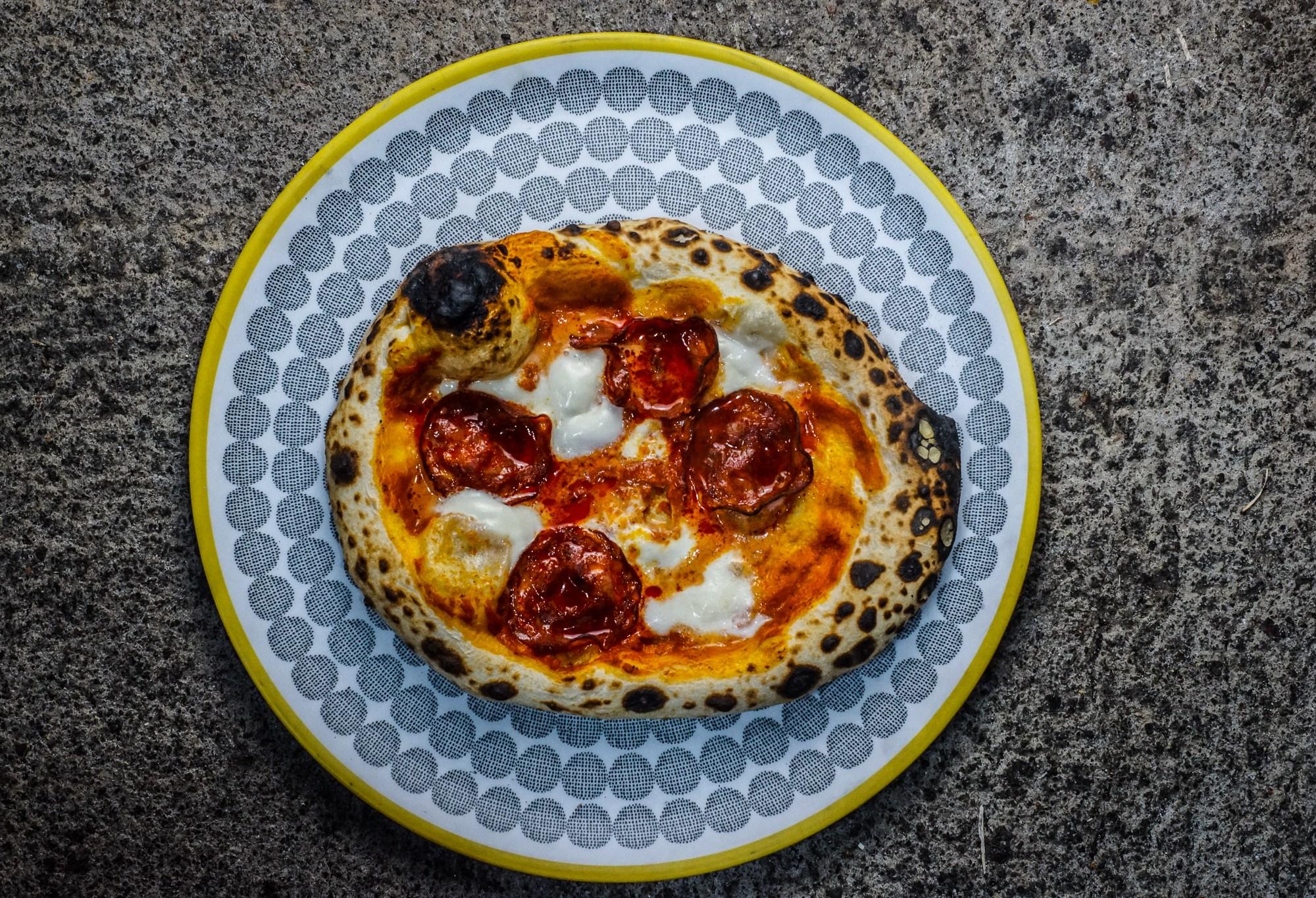 Ooni 3 Pizzas