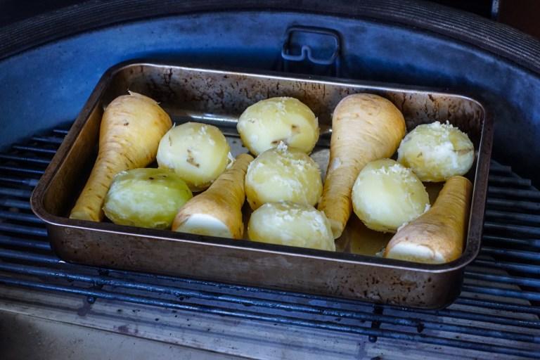 Jamie's epic roast pork