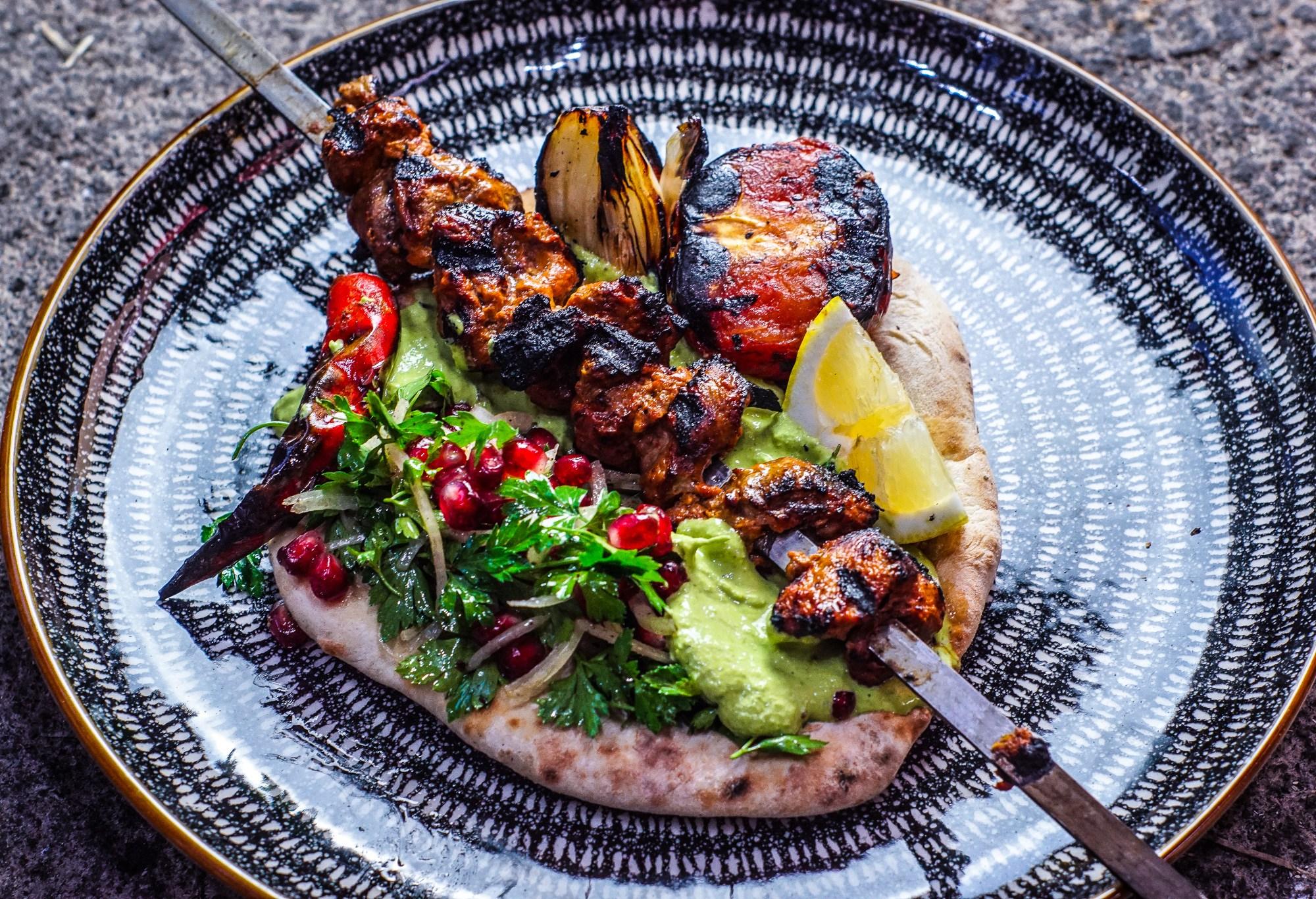 Lamb Cis Kebab