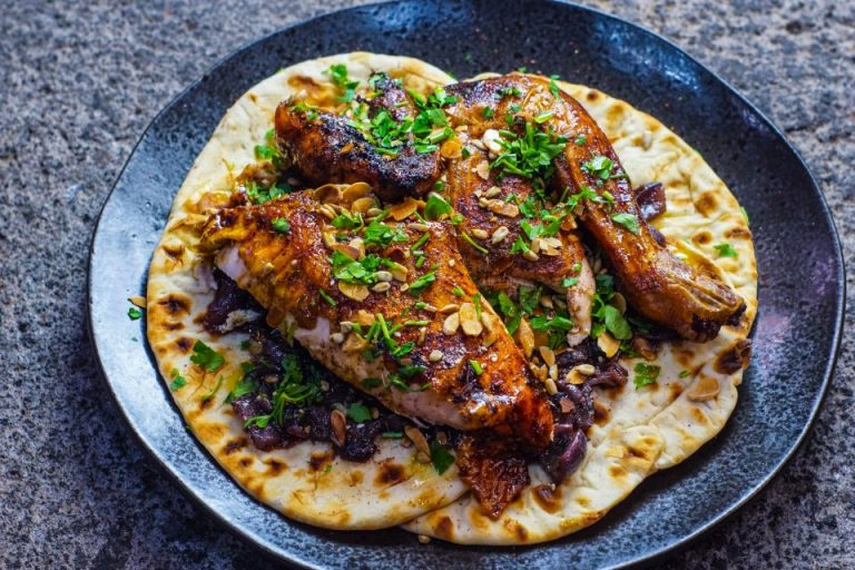 Whole Chicken Musakhan