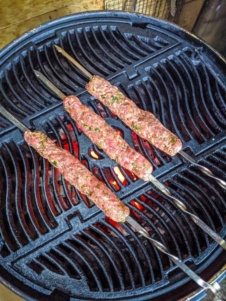 Lebanese Beef Kofta
