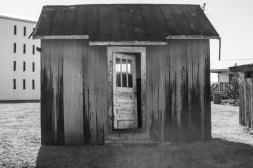 G-man's shack