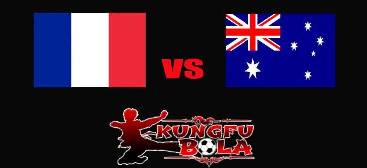 francis vs australia