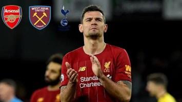 Bek Liverpool Dejan Lovren Laris Manis