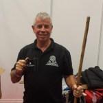 Grandmaster John Harvey 9th Dan (Escrima)