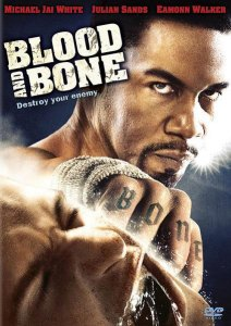 Blood & Bone DVD cover