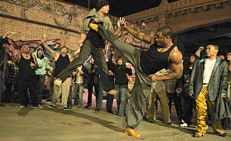Blood and Bone (2009) - Kung Fu Kingdom