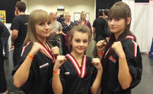 The Martial Arts Expo (TMAX)