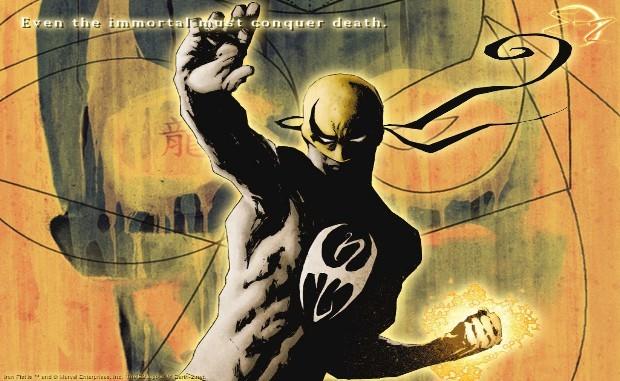 Iron Fist series to begin on Netflix!
