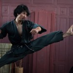 Kane's hi NRG split kick!