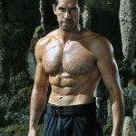 Scott Adkins pumped and rearing to go!