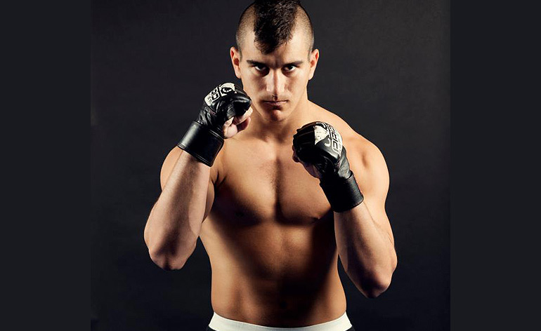 Natan Levy – MMA Fighter