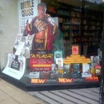 Kash The Flash bookstore promo