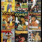 Kash well-featured in the martial arts world!