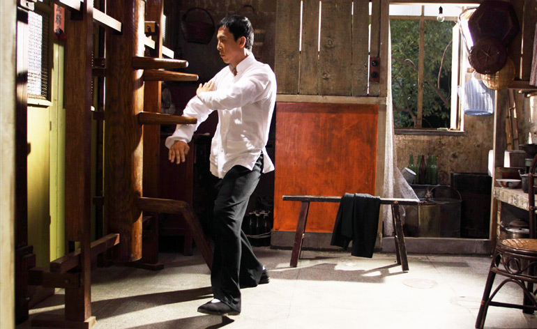 Ip Man 3 officially underway!