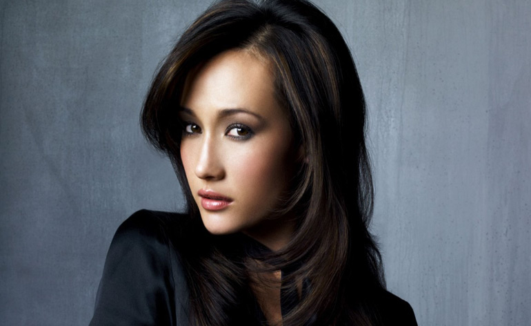 Profile of Maggie Q