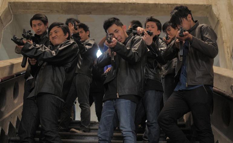 The Raid 2 Gang War deleted scene released!