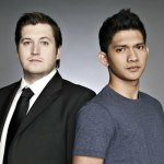 Gareth Evans and leading man Iko Uwais -back to back!