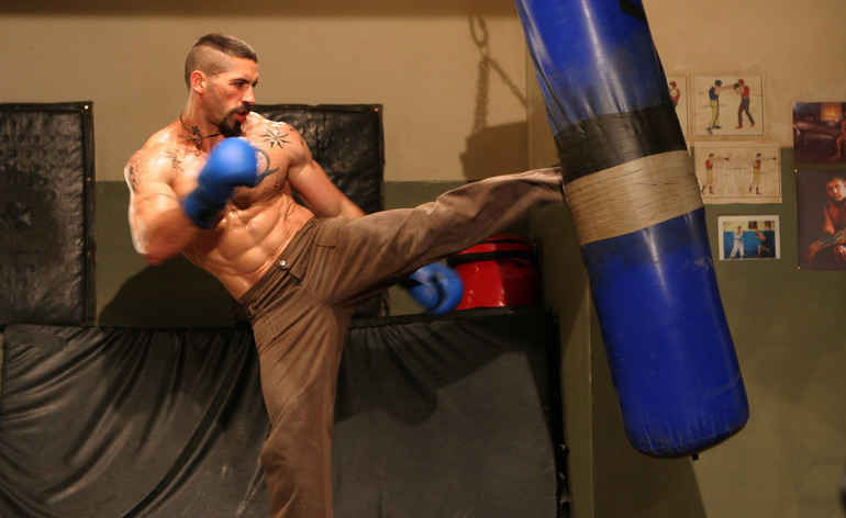 Scott Adkins Power Kicking Seminar