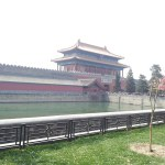 The Forbidden City and it's moat